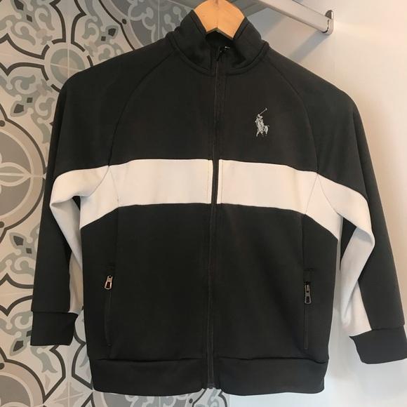 Polo by Ralph Lauren Other - Polo Ralph Lauren Boys Sport Long Sleeve Jacket 7